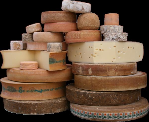 Käsepaket *Bergkäse frisch vom Käserad*
