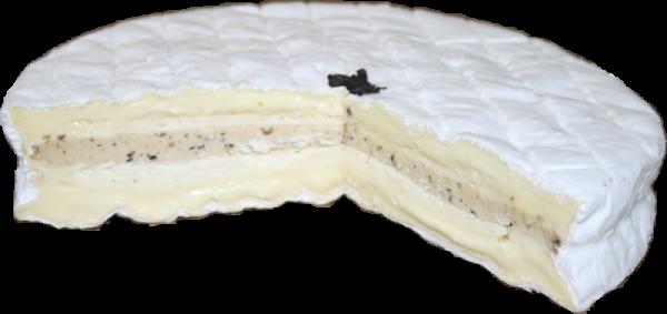 Französischer Brie Käse mit Trüffel online kaufen