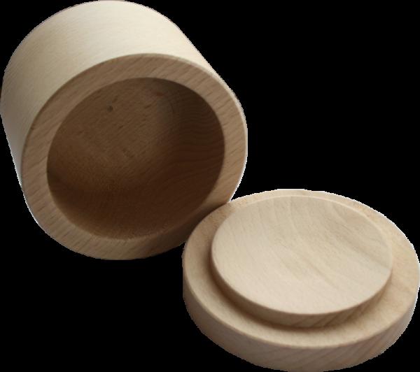 Holzkeller / Holzdose für Belper Knolle